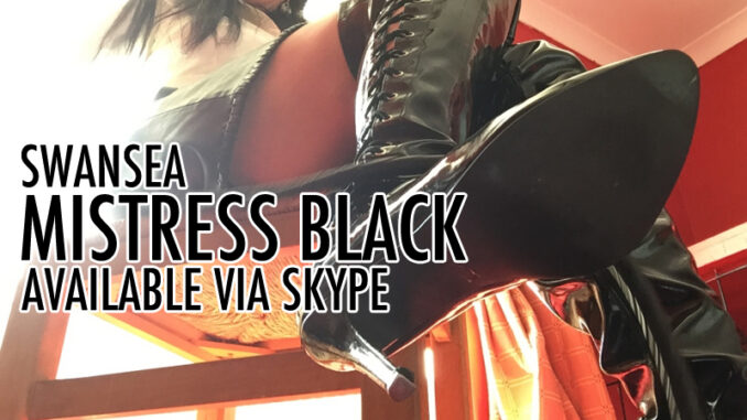 Swansea Mistress Black