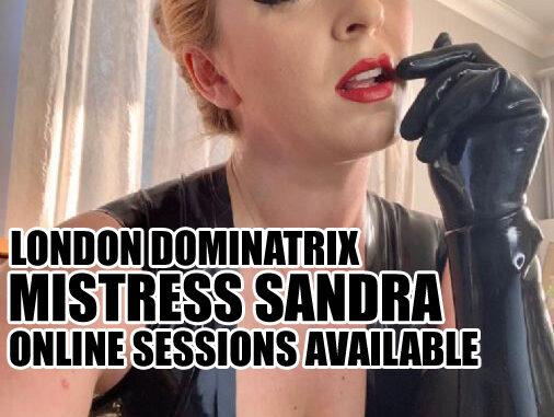 London Mistress Sandra