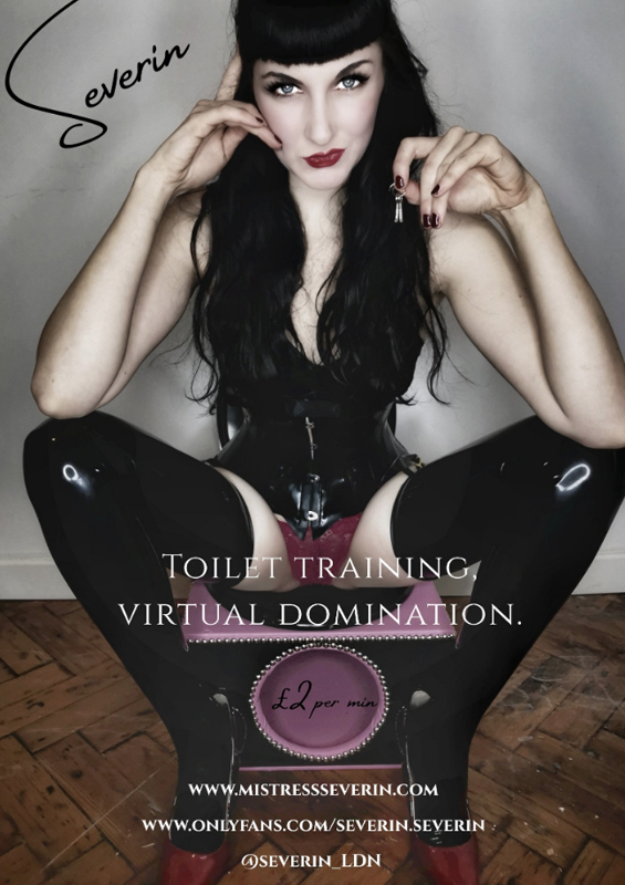 London Mistress Severin