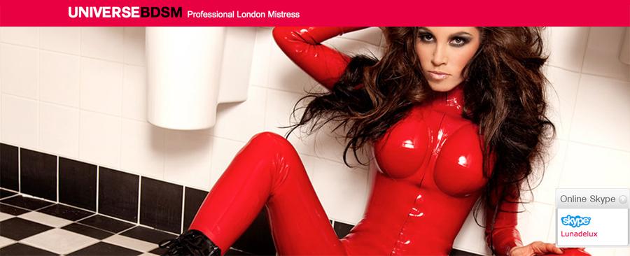 London Spanish Mistress Luna
